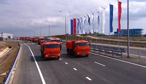 Картинки по запросу керченский мост открытие