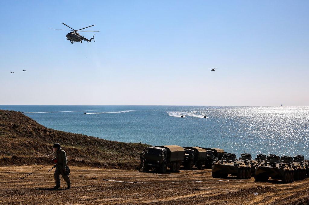 Генерал Игорь Романенко об угрозах России блокировать Азовское море