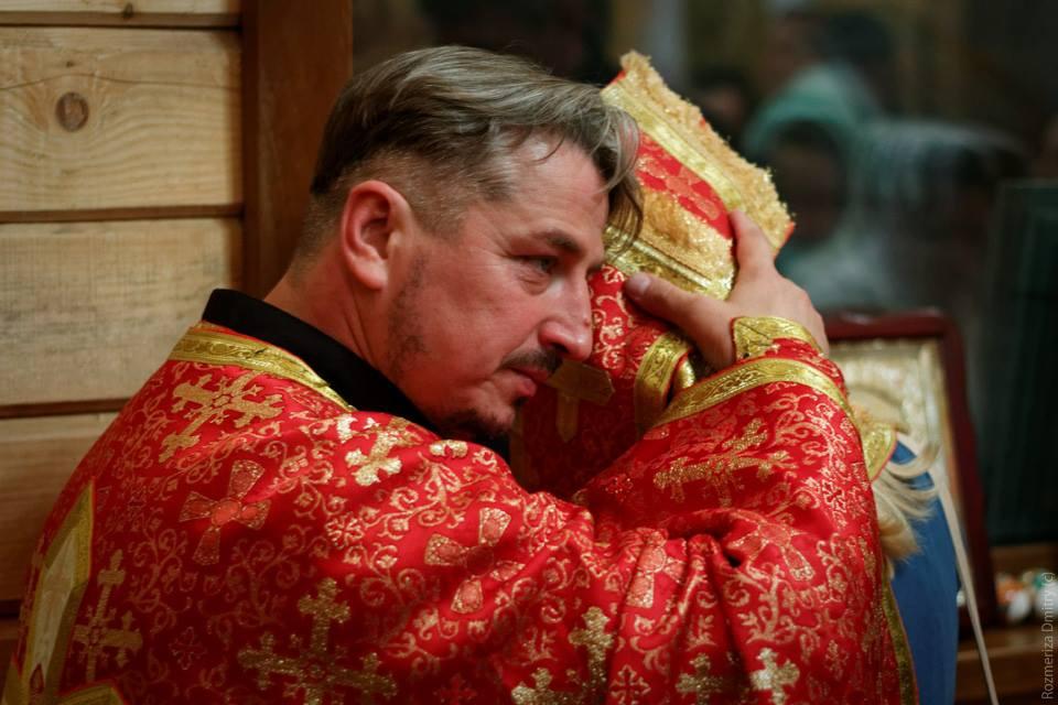 Военный капеллан Дмитрий Поворотный рассказал о роли пророссийских священников в разжигании конфликта на Донбассе