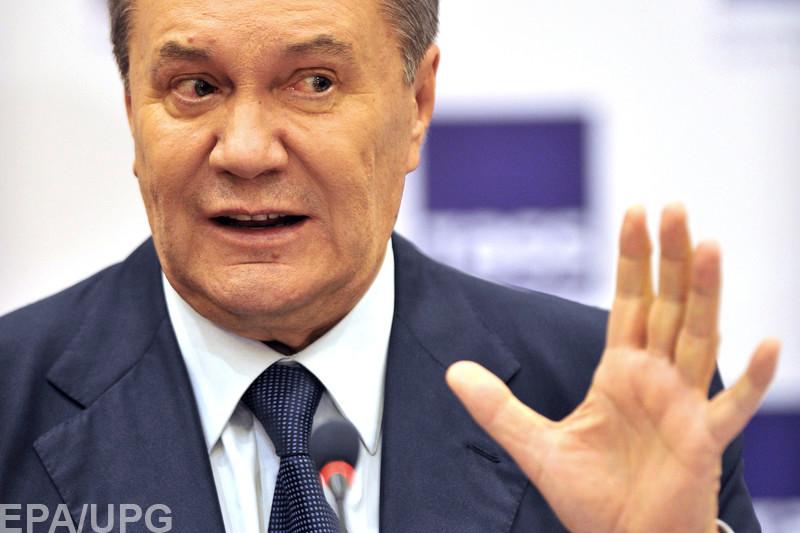 Янукович снова попытается дать показания в деле о расстрелах на Майдане