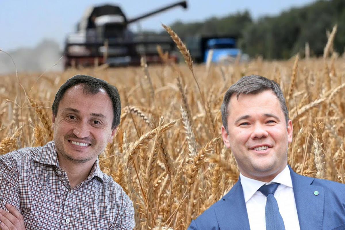 Хто контролює аграрний сектор країни