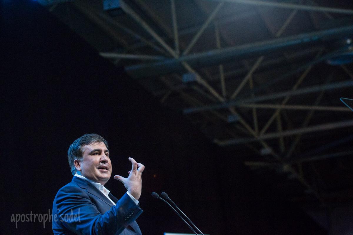 Гиорги Вашадзе о премьерских амбициях Саакашвили, новой партии и технократах в правительстве