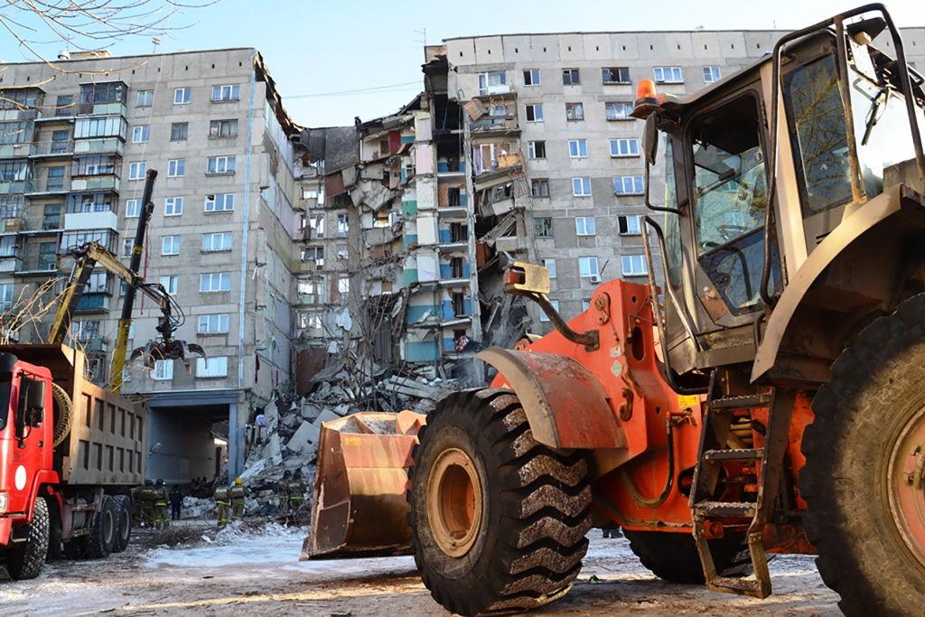 Слава Рабинович о якобы причастности ИГИЛ к трагедии в Магнитогорске