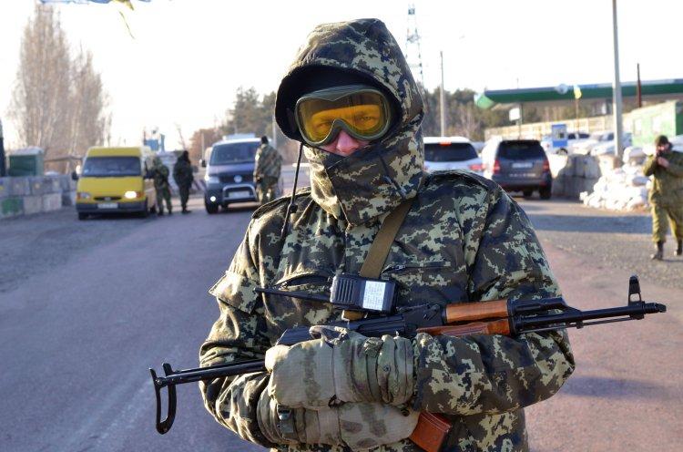 Значительную часть вещевого обеспечения армии взяли на себя волонтеры