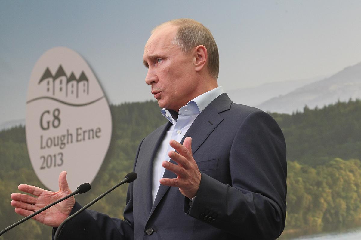 Захід йде на поступки Путіну незважаючи на те, що Росія залишається сама собою