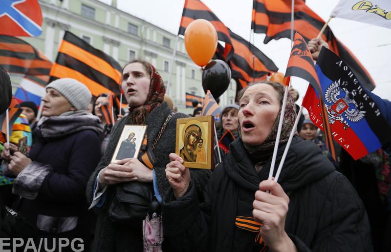 Какой план России не удалось реализовать на Донбассе