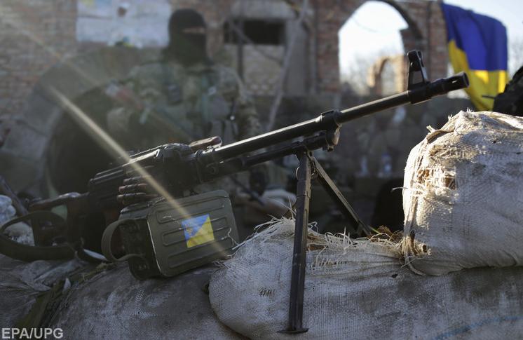 О том, кто может стать снайпером, и войне на Донбассе