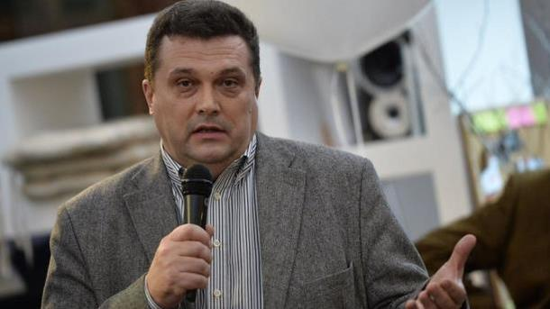 Заезд  в Украинское государство  запретили Соловьеву натри года
