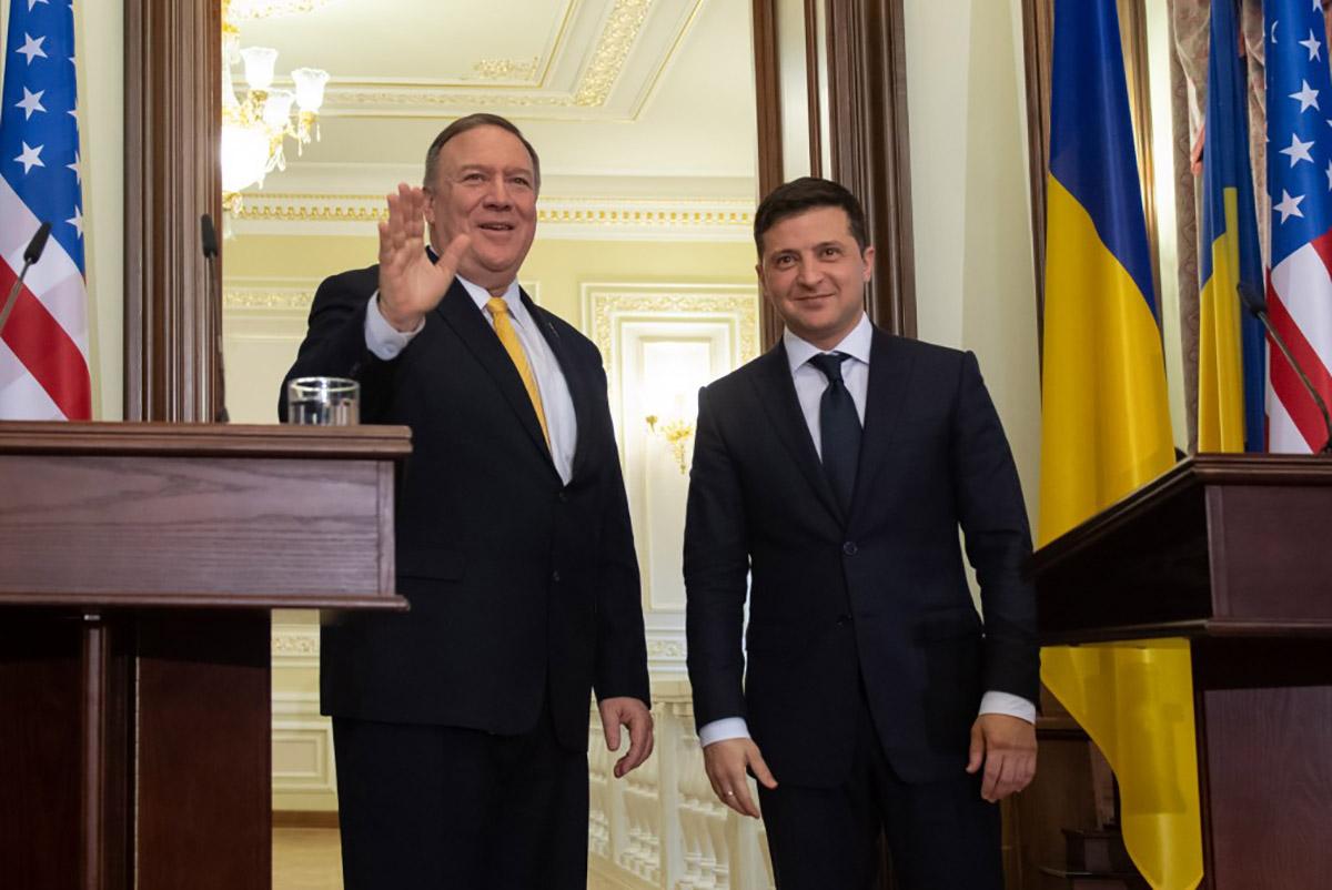 Чем закончился визит главы Госдепа для Украины