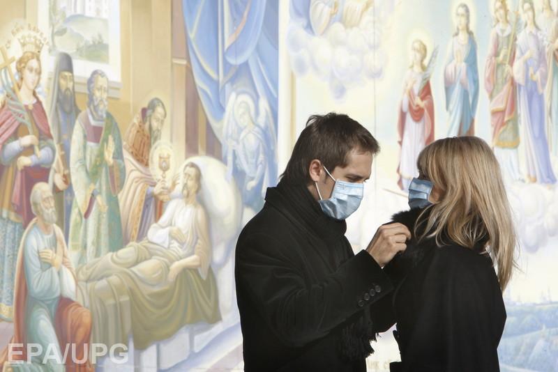 Самый высокий по стране показатель заболеваемости — в Киеве и области