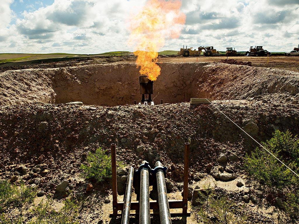 Украина следует в общеевропейском тренде, отказавшись от добычи сланцевого газа