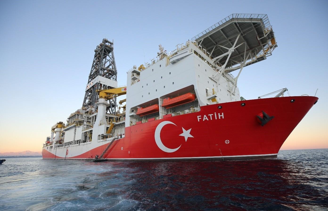 """Что значит для Украины скандал между ЕС и Турцией, использующей судно """"Фатих"""" для бурения в экономической зоне Кипра"""