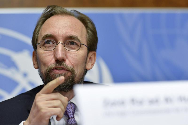 ООН конститировала существенное ухудшение ситуации с правами человека на Донбассе и в Крыму
