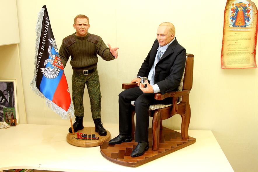 Рабинович не советует верить каким-либо заявлениям Путина