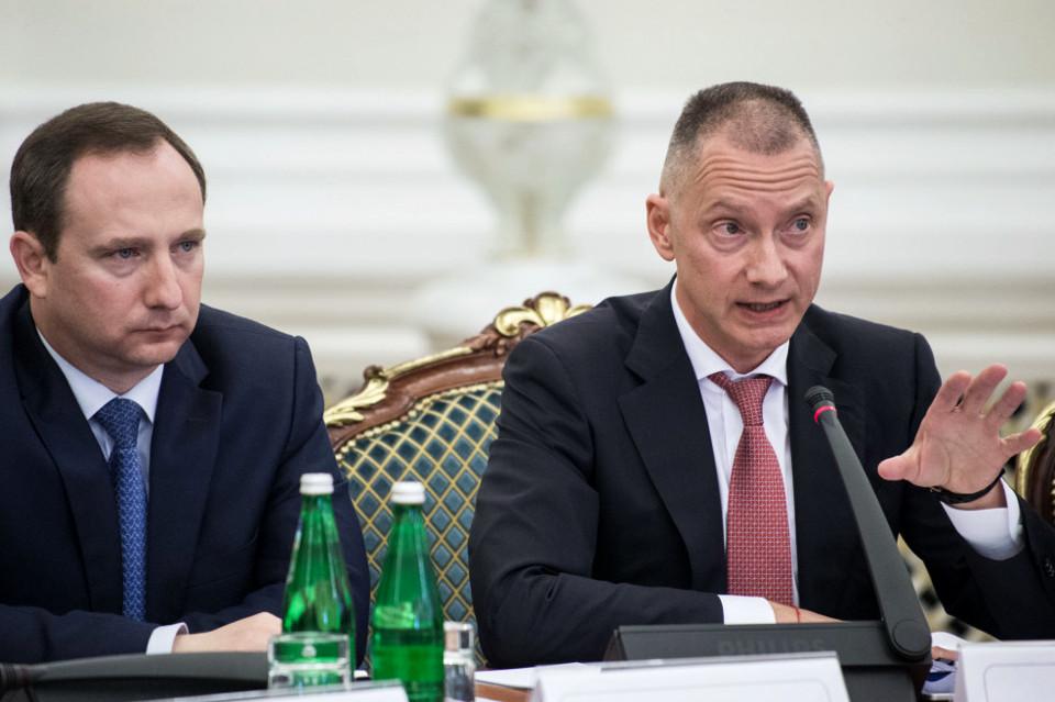 Названы истинные мотивы ухода Бориса Ложкина с поста главы Администрации президента
