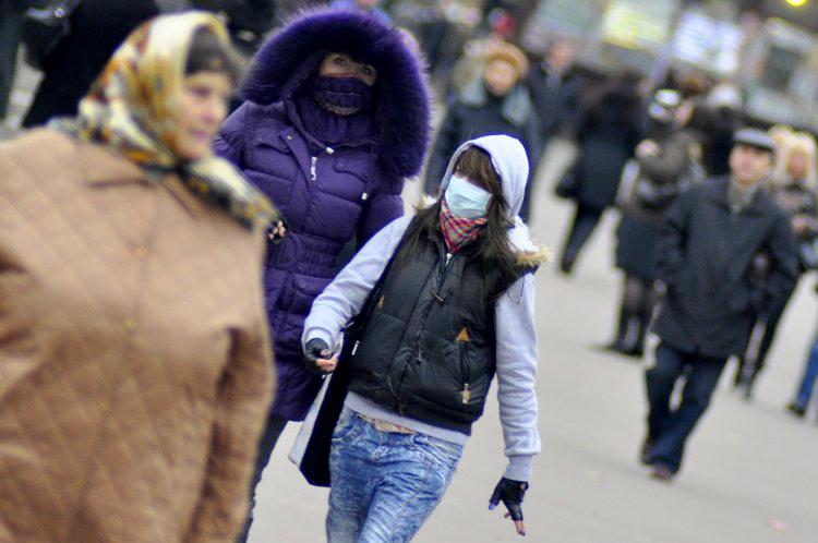 В Краматорске уже 15 человек умерли от осложнений вследствие гриппа