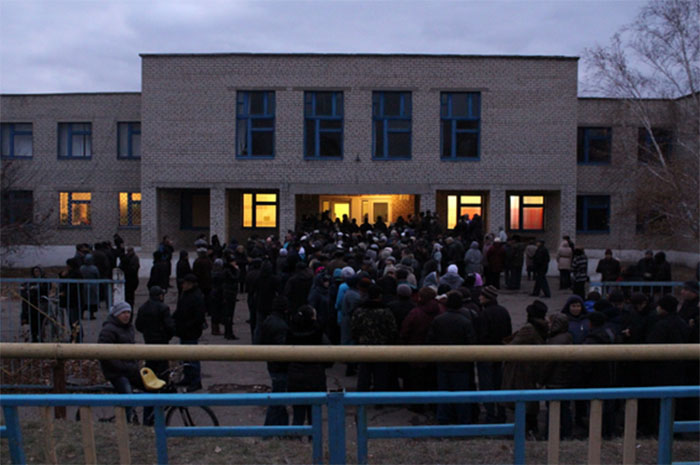 На выборах в «ЛНР» избирателям предлагали социальные льготы