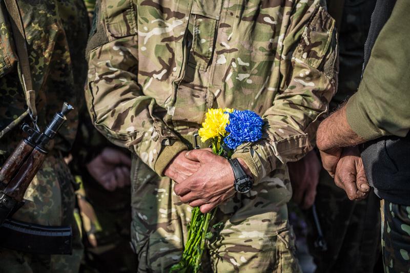 Иностранный боец теперь может узаконить свой статус в Украине двумя способами