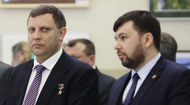 Дмитрий Тымчук о проблемах главаря боевиков Захарченко
