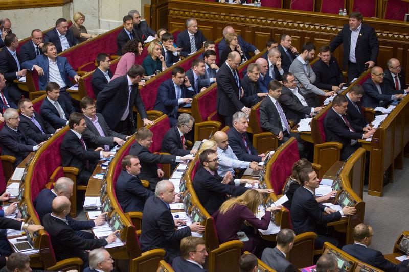 Рада готова принять президентский законопроект об особых районах на Донбассе