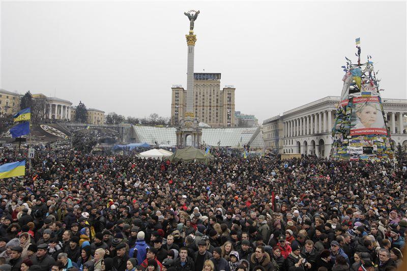 Какие процессы в украинской политике изменил Евромайдан