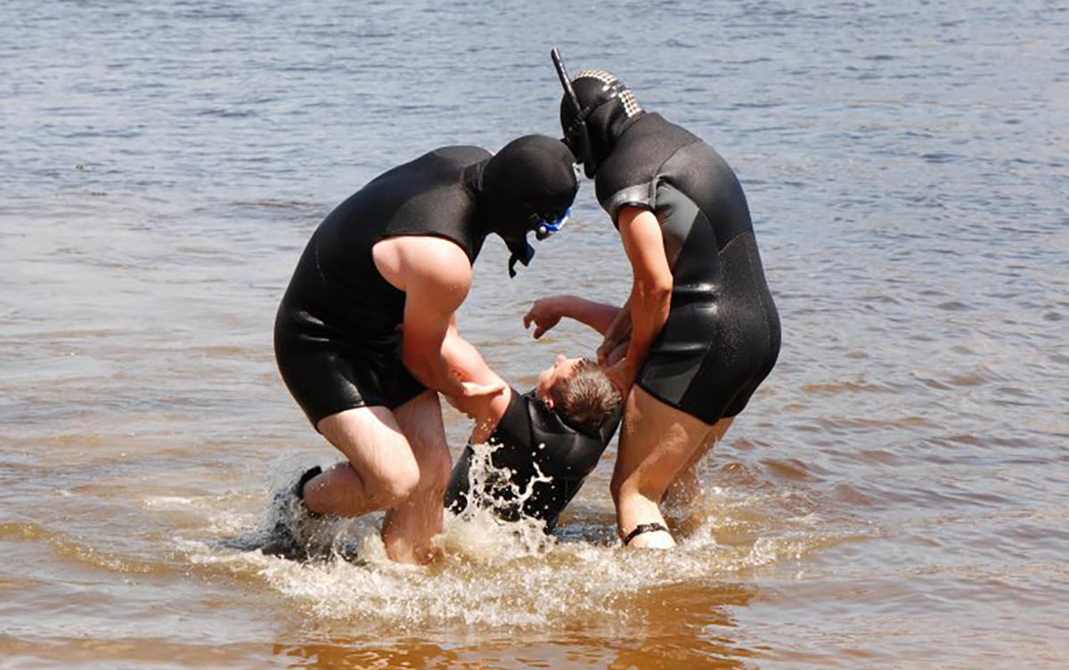 Далеко не на всех пляжах есть укомплектованные спасательные посты