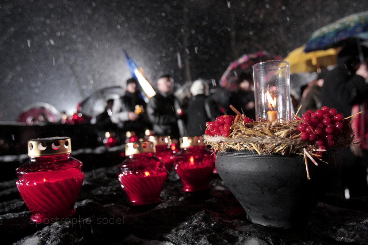 Как пользователи соцсетей отреагировали на желание главарей ДНР снести памятник жертвам Голодомора