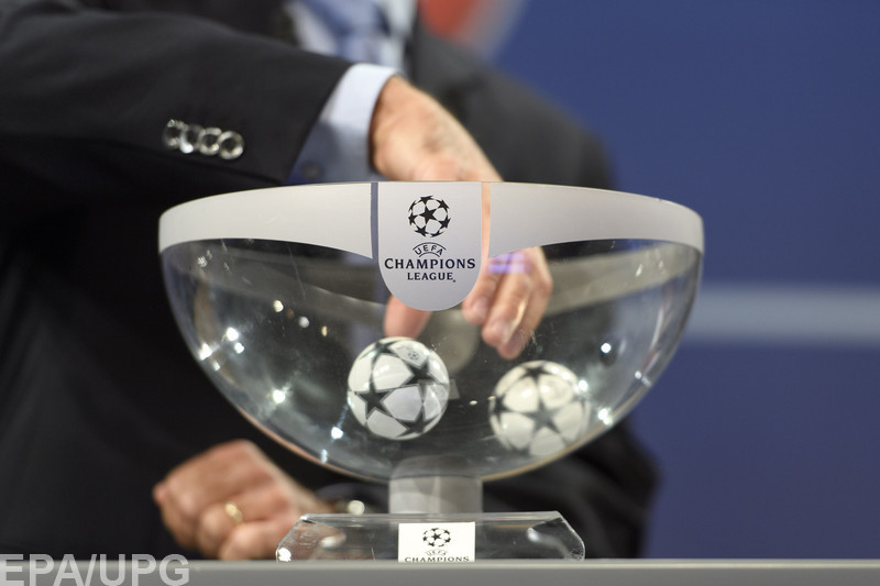 Сегодня состоится жеребьевка 1/16 финала Лиги Европы