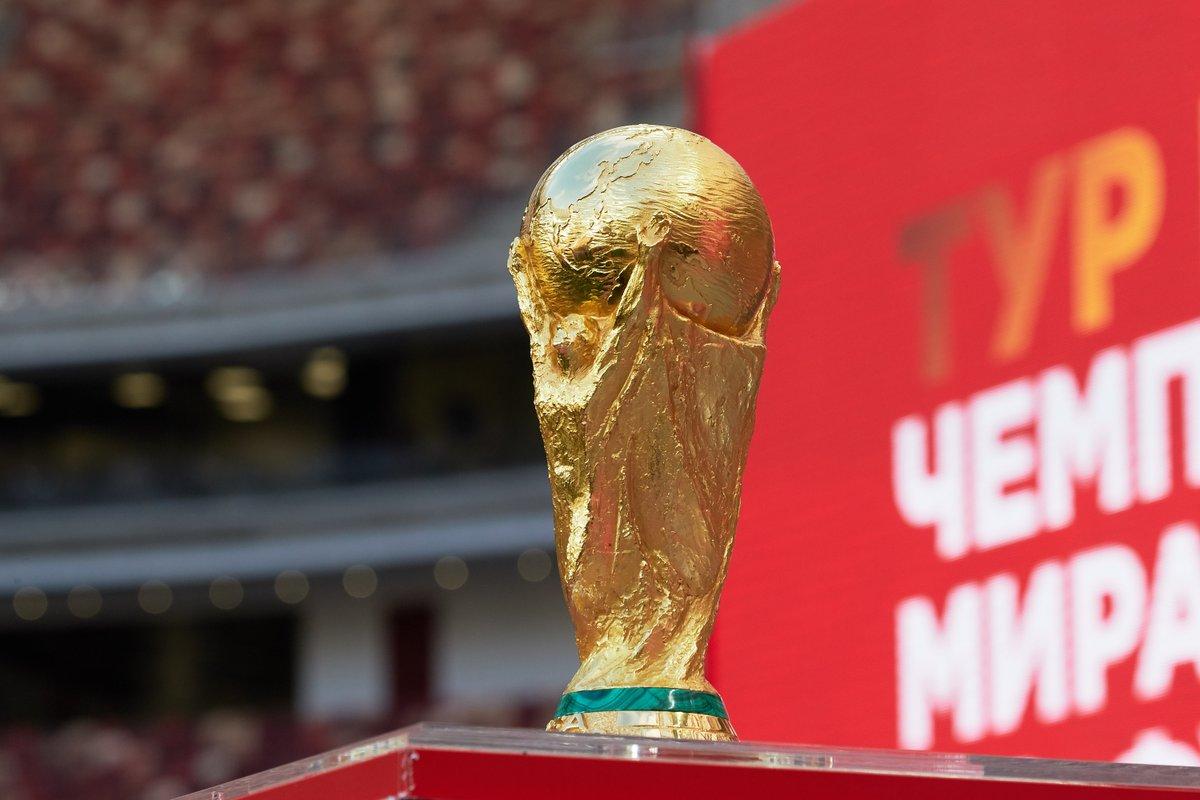 Известные личности из мира футбола назвали своих фаворитов ЧМ-2018