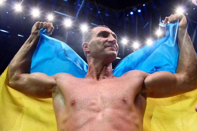 Украинские спортсмены великолепно провели 2014 год