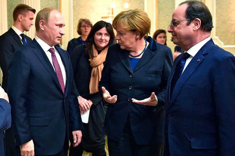 Россия и Запад будут
