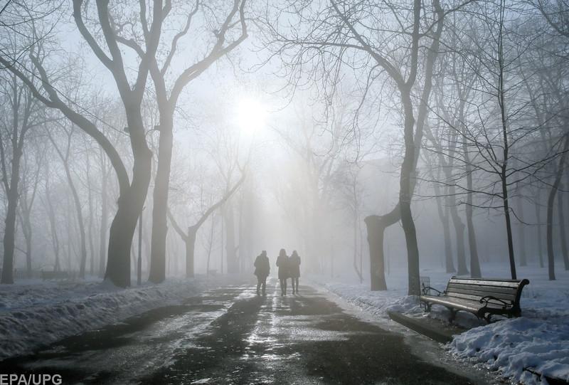 Как долго в Украине продержится весенняя погода