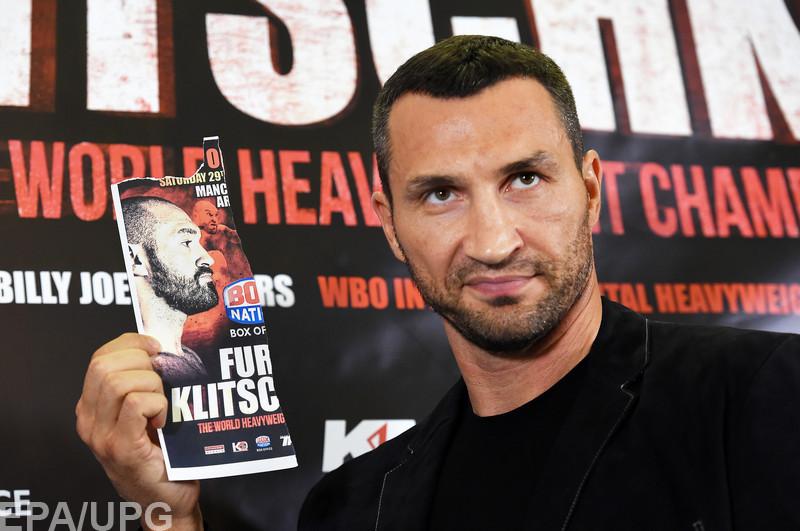 Несговорчивость соперника уже почти год оставляет Владимира Кличко без бокса