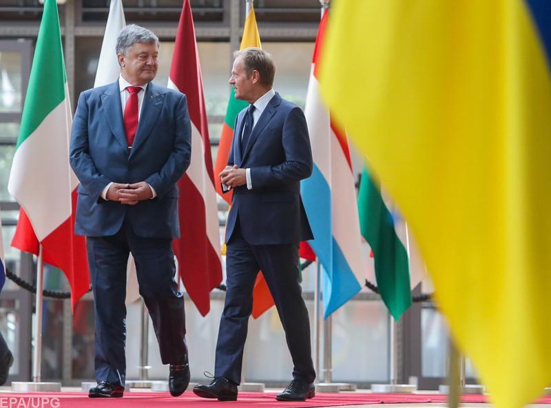 Саммит Украина-ЕС этого года стал юбилейным