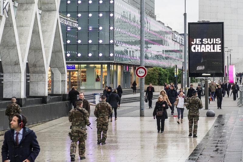 За последние сутки в Евросоюзе прошли спецоперации по поимке подозреваемых в терроризме
