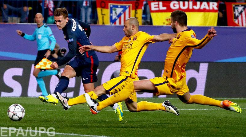 В противостоянии двух испанских грандов определился еще один полуфиналист