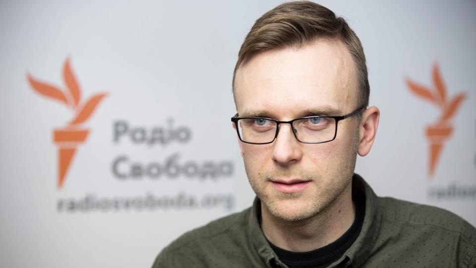 Андрей Дихтяренко о жизни на оккупированных территориях