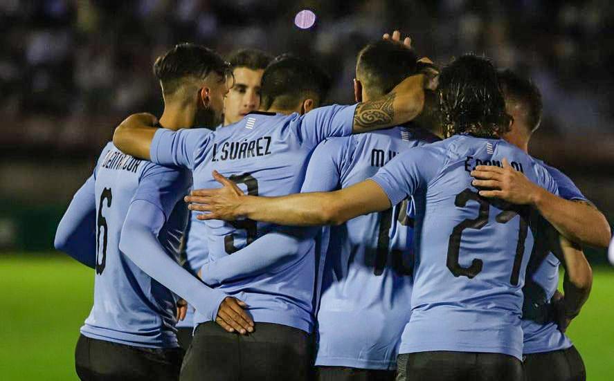 Уругвай победил Египет в матче чемпионата мира-2018