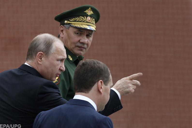 Дмитрий Тымчук о политике Путина на Донбассе