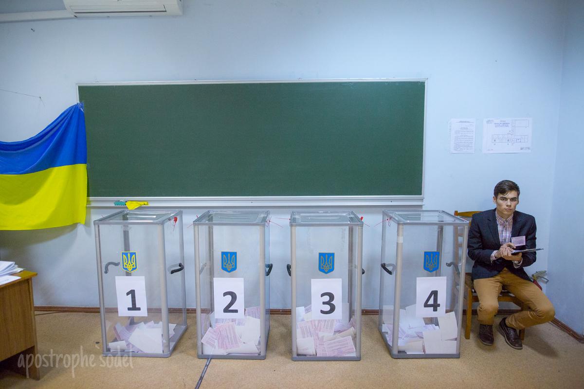 Кого жители городов Украины выбрали себе в мэры