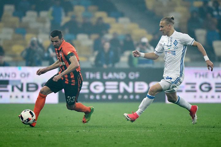 В среду состоялся финальный матч за Кубок Украины сезона-2016/2017