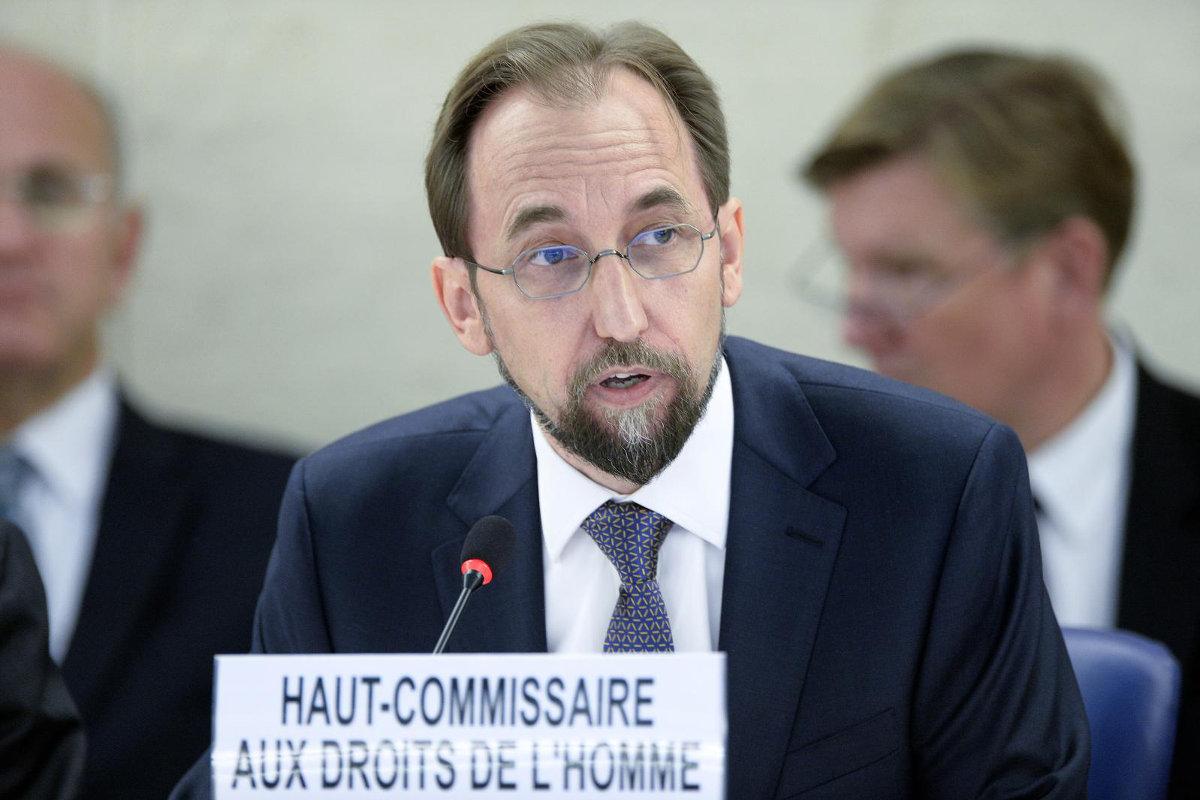 Миссия ООН проанализировала соблюдение прав человека на востоке Украины и в Крыму