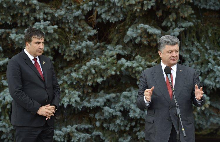 Stratfor о политических событиях в Украине