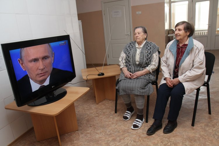Западные СМИ раскрыли феномен рейтинга Путина