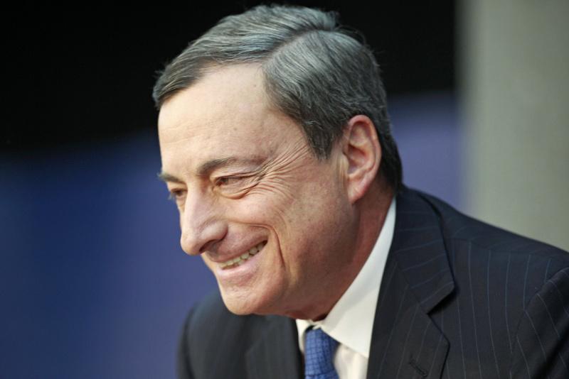 Для развития стран еврозоны ЕЦБ планирует выделить 1,08 тлрн евро