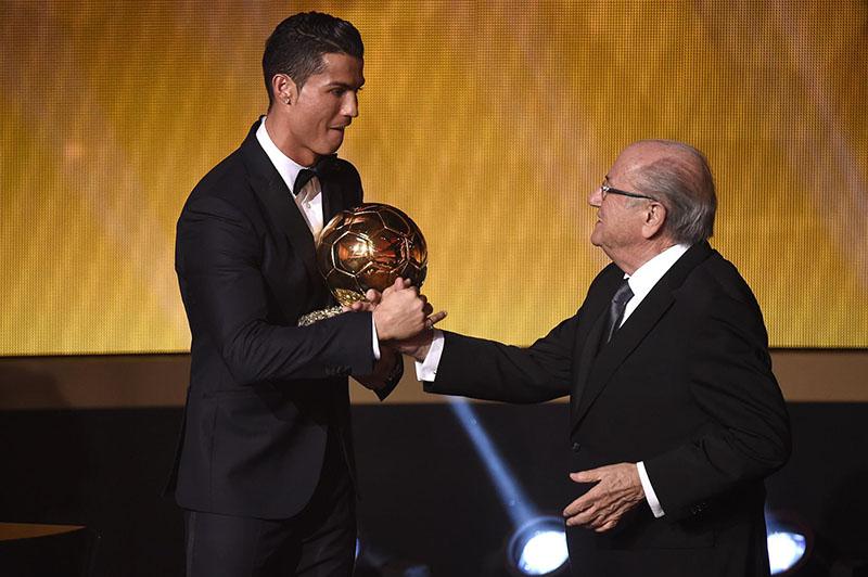 Португалец в третий раз стал обладателем «Золотого мяча»