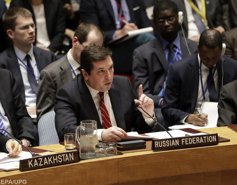 Хамство - исключительная черта всей российской дипломатии