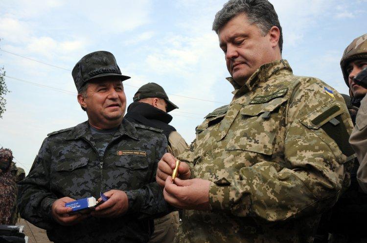 Новым министром обороны может стать Степан Полторак