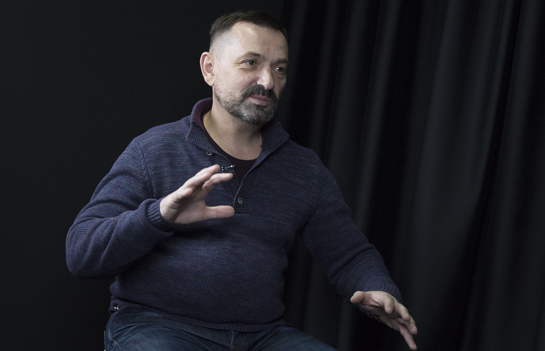 Сергій Гайдай в ефірі Апостроф TV