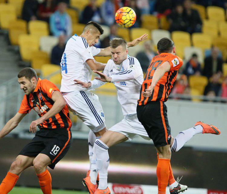 Сезон-2015/16 в украинской Премьер-лиге подарил много захватывающих эпизодов
